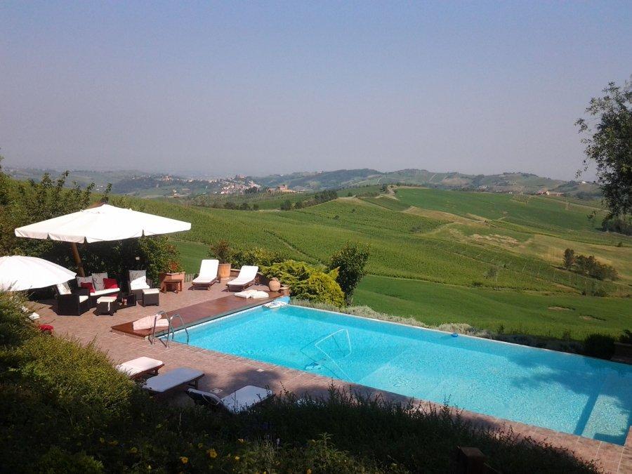 Villa Frazione Costagrossa Pv Oltrepo Pavese